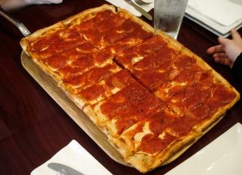 Santucci's Square Pie