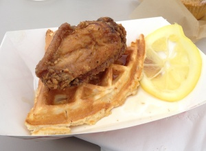 Chewy's Chicken and Waffles