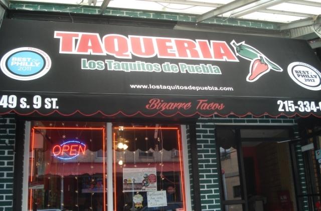 Los Taquitos de Puebla
